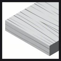 Круглая шлифбумага Bosch 2.608.605.069 (125 мм; К80; 5 шт; для дерева, металла)