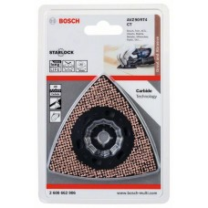 Starlock твердосплавная шлифпластина 90 мм зерн.40 AVZ 90 RT4 Bosch 2608662906