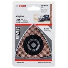 Starlock твердосплавная шлифпластина 90 мм зерн.60 AVZ 90 RT6 Bosch 2608662907