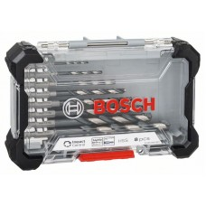 Набор сверл по металлу Impact Control Кейс M 8 шт D2-10 Bosch 2608577146