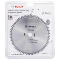 Пильный диск ECO ALU/Multi 250x30-80T Bosch 2608644393