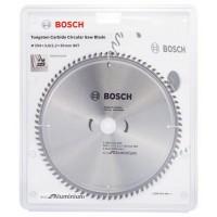 Пильный диск ECO ALU/Multi 254x30-80T Bosch 2608644394