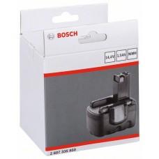 Аккумулятор NiMh 14.4V 1.5 Ah O-pack Bosch 2607335850
