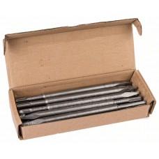 Зубило пиковое (10 шт) SDS-Plus 250 мм ECO Bosch 2608578517