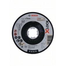 Отрезной диск Expert for INOX X-LOCK 115x1.6x22.23 мм прямой Bosch 2608619260