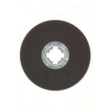 Отрезной диск Standard for Inox X-LOCK 115x1x22.23 мм прямой Bosch 2608619261