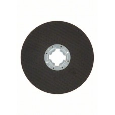 Отрезной диск Standard for Inox X-LOCK 125x1x22.23 мм прямой Bosch 2608619262