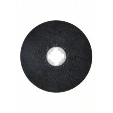 Отрезной диск Expert for Inox X-LOCK 125x1.6x22.23 мм прямой Bosch 2608619265