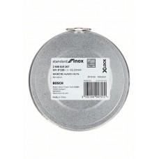 Отрезной диск Standard for Inox X-LOCK 125x1x22.23 мм прямой 10шт Bosch 2608619267
