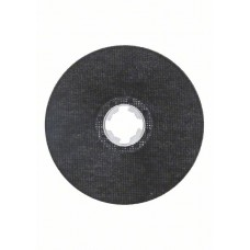 Отрезной диск Multi Material X-LOCK 125x1x22.23 мм прямой Bosch 2608619269