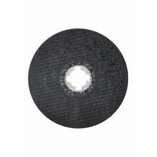 Отрезной диск Multi Material X-LOCK 125x1.6x22.23 мм прямой Bosch 2608619270