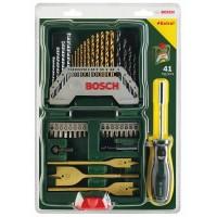 Набор Titanium X-Line-40  Set + ручная отвертка Bosch 2607017334