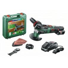 Аккумуляторный мультинструмент Bosch AdvancedMulti18 0603104021