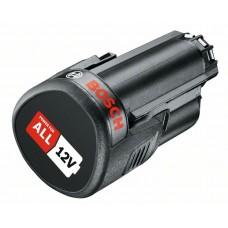 Аккумулятор Bosch PBA 12V LI (2.5 Ач) 1600A00H3D