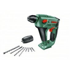 Аккумуляторный перфоратор Bosch Uneo Maxx (без акк. и з.у.) 060395230C