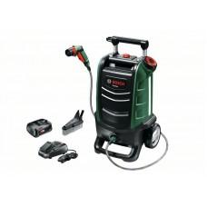 Аккумуляторная минимойка Bosch Fontus 06008B6000