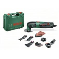 Многофункциональный инструмент Bosch PMF 220 CE Set 0603102021