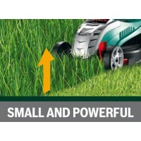 Аккумуляторная газонокосилка Bosch Rotak 32 LI 0600885D06