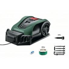 Аккумуляторная газонокосилка-робот Bosch Indego 400 Connect 06008B0101