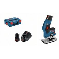 Аккумуляторный фрезер 12 В Bosch GKF 12V-8 06016B0000