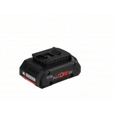 Аккумулятор (18 В; 4 Ач; Li-Ion) Bosch ProCORE18V 1600A016GB