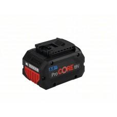 Аккумулятор (18 В; 8 Ач; Li-Ion) Bosch ProCORE18V 1600A016GK