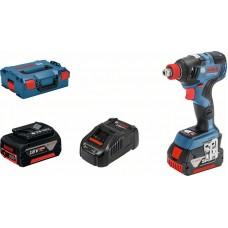 Аккумуляторный ударный гайковерт 18 В Bosch GDX 18V-200 C 06019G4201