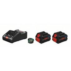 Аккумулятор 2 шт. Li-Ion ProCORE18V 8.0 Ач + GAL 18V-160 C Bosch 1600A016GP