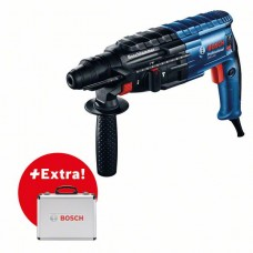 Перфоратор Bosch GBH 240 0615990L44 + набор оснастки