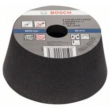 Чашечный шлифкруг конусный по камню/бетону 90 мм, 110 мм, 55 мм, 60 Bosch 1608600241