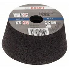 Чашечный шлифкруг конусный по металлу/литью 90 мм, 110 мм, 55 мм, 24 Bosch 1608600232