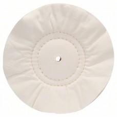 Полировальный тканевый круг, фланель (гладкая поверхность материала) 250 мм Bosch 1608611002