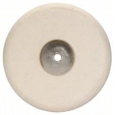 Войлочный полировальный круг с резьбой M 14 180 мм Bosch 1608612002