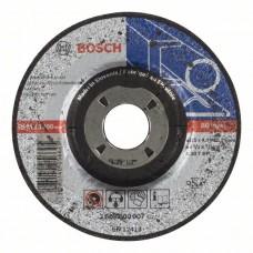 Обдирочный круг выпуклый Expert for Metal A 30 T BF 115x4,0 мм Bosch 2608600007