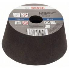 Чашечный шлифкруг конусный по металлу/литью 90 мм, 110 мм, 55 мм, 60 Bosch 1608600234