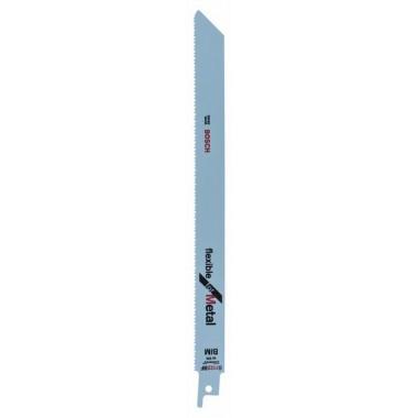 Пильное полотно S 1122 BF Flexible for Metal Bosch 2608656019