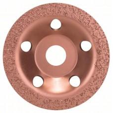 Твердосплавный чашечный шлифкруг 115x22,23 мм; мелкозерн., плоск. Bosch 2608600177
