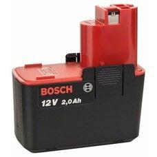 Аккумулятор плоский 12 В Standard Duty (SD), 2,0 Ah, NiCd Bosch 2607335151
