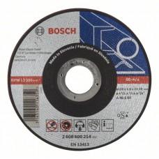 Отрезной круг прямой Expert for Metal AS 46 S BF 115x1,6 мм Bosch 2608600214