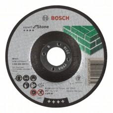Отрезной круг выпуклый Expert for Stone C 24 R BF 125x2,5 мм Bosch 2608600222
