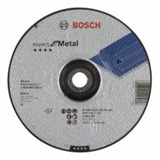 Отрезной круг выпуклый Expert for Metal A 30 S BF 230x2,5 мм Bosch 2608600225