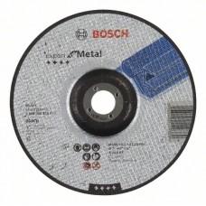 Отрезной круг выпуклый Expert for Metal A 30 S BF 180x3,0 мм Bosch 2608600316