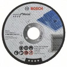 Отрезной круг прямой Expert for Metal A 30 S BF 115x2,5 мм Bosch 2608600318