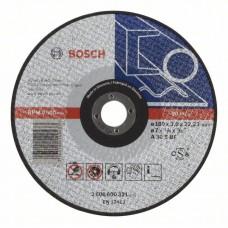 Отрезной круг прямой Expert for Metal A 30 S BF 180x3,0 мм Bosch 2608600321