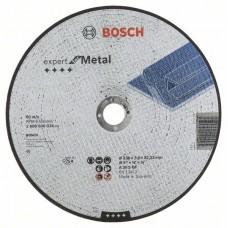 Отрезной круг прямой Expert for Metal A 30 S BF 230x3,0 мм Bosch 2608600324