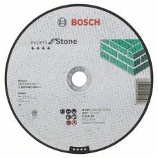 Отрезной круг прямой Expert for Stone C 24 R BF 230x3,0 мм Bosch 2608600326