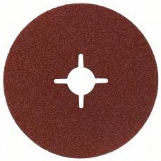 Фибровый шлифкруг R444 Expert for Metal 125x22,23 мм, 80 Bosch 2608605477