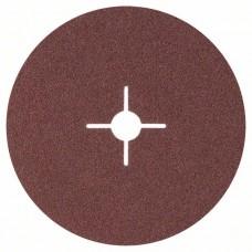 Фибровый шлифкруг R444 Expert for Metal 180x22,23 мм, 60 Bosch 2608605486
