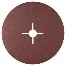 Фибровый шлифкруг R444 Expert for Metal 180x22,23 мм, 80 Bosch 2608605487