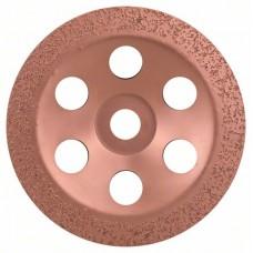 Твердосплавный чашечный шлифкруг 180x22,23 мм; мелкозерн., плоск. Bosch 2608600362